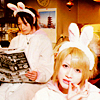 Antic Cafe: Bunny Bar
