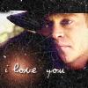Cain/DG i love you