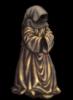 Монах в капюшоне