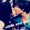 brits_fic: people:Nikki and Zac kissing
