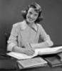 Writing Wretro Woman
