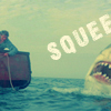Pensive: jaws - squee