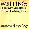 writing-schizophrenia
