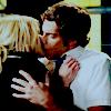 Chuck // Chuck&Sarah // omg kiss!