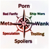 Fandom's Moral Compass by Copperbadge
