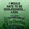 slytherin // godless