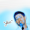 Rachel: Jensen and his glee!]