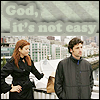 God, its not easy.