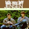 Erin: My BFF Jensen [Jensen/Jared]