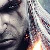 Geralt fire