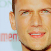 happy is as happy does: Wentworth Miller (dayum)