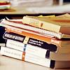 Books (I lose myself in them.)
