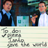 Jack's To-Do list