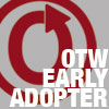 Valderys: OTW early adopter