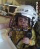Бася-в -шлеме
