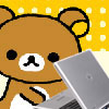 Dell & Sanrio // Raul, the Dell lover bear // Pam