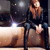 Detective Olivia Benson: black leather boots