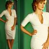 Detective Olivia Benson: white dress