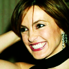 Detective Olivia Benson: Grin all dolled up