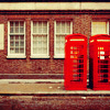 London Telefonzellen