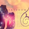 Cecilie: Disney - TLM - Freedom