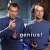 tacit: McKay/Zelenka genius