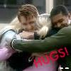 ಠ_ಠ: 10 & Group Hugs