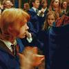 michaela: Ron & Hermine - Harry Potter