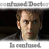 Diana: Huh? -- The Doctor
