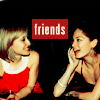 Allison Mack&Kristin Kreuk - Friends
