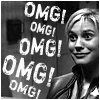 Hufflepuff Forever!: BSG Kara says OMG!