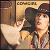 Agent Ninety-Nine: troi cowgirl