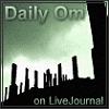 Daily Om green twilight