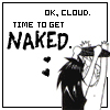 RS - The Daymaker!: FFVII naked