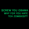 Jessica Ariel: zombie