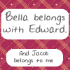 Jacob belongs to ME!