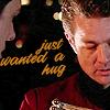 Wanting a hug - Cap'n John