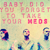Placebo forget your meds