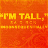 jehnt: hp - ron is tall