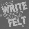 fob; i could write it better