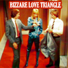 triangle, bizarre