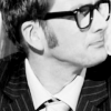 david tennant - bw d0rk glasses