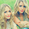 Tracy: mary-kate and ashley