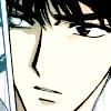 Seishirou Sakurazuka: Concerned/WTF face