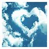 Puckface: Stock -- Cloud Heart