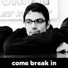 Matt Good break in