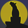 lynx_vilnensis: Full moon night
