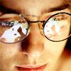 maggie: HP VK as Harry