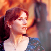 a lanky brunette with a wicked jaw: dw || donna;stars look very different to