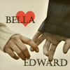 Synchestra Duende: Bella and Edward - holding hands